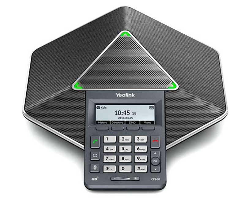 telefono ip CP860