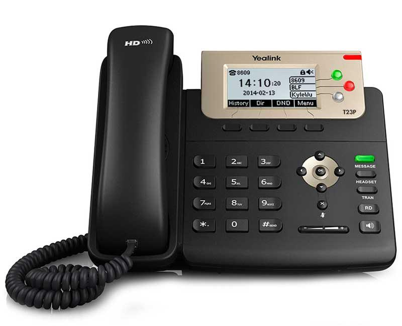 telefono ip SIP-T23P
