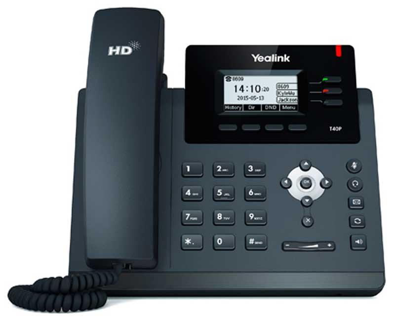 telefono ip SIP-T40P