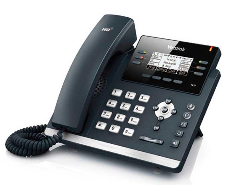 telefono ip SIP-T41P